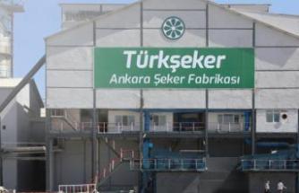 ANKARA ŞEKER FABRİKASI'NDA ÜRETİM REKORU KIRILDI