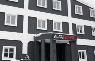 ALFATECH TUZLA'DAKİ YENİ FABRİKASINA TAŞINDI