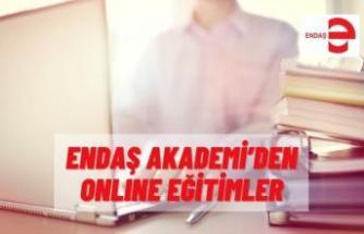 ENDAŞ AKADEMİ'DEN ONLINE EĞİTİMLER