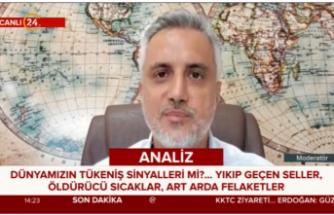 ALTUĞ KARATAŞ TV 24'TE YEŞİL MUTABAKAT ANLAŞMASINI ANLATTI