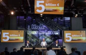 5 yılda 5 milyar avroluk yatırım yapacak