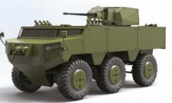 ASELSAN'dan ağır sınıf insansız kara aracı hamlesi