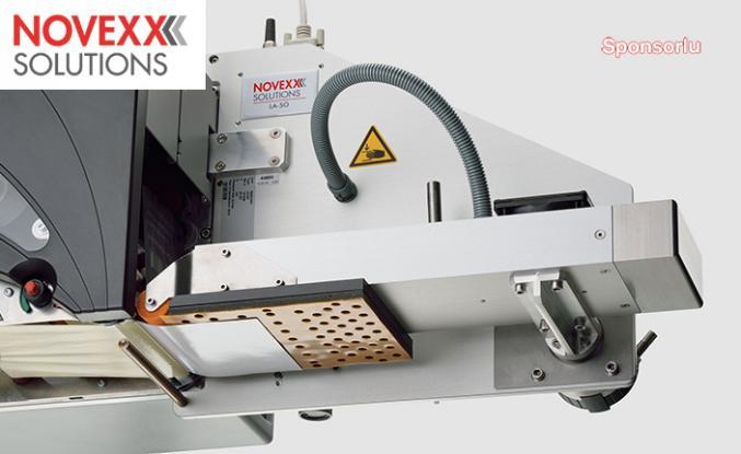 Novexx etiketleme çözümü neler sunuyor?