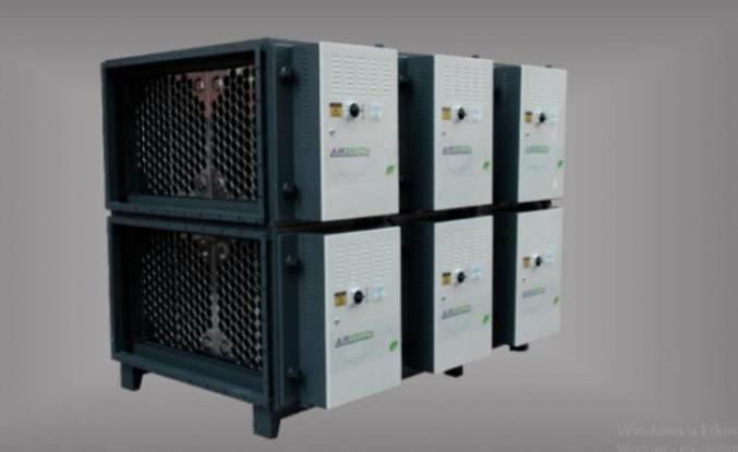 """""""Elektrostatik filtre cihazlarımızla müşterilerimize avantaj sağlıyoruz"""""""