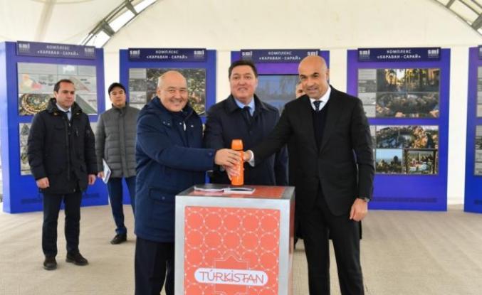 Türk şirketi Kazakistan'da turistik tesis inşa edecek