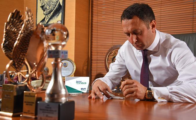 VSY Biotechnology Yönetim Kurulu Başkanı olan Varlıbaş'a ödül