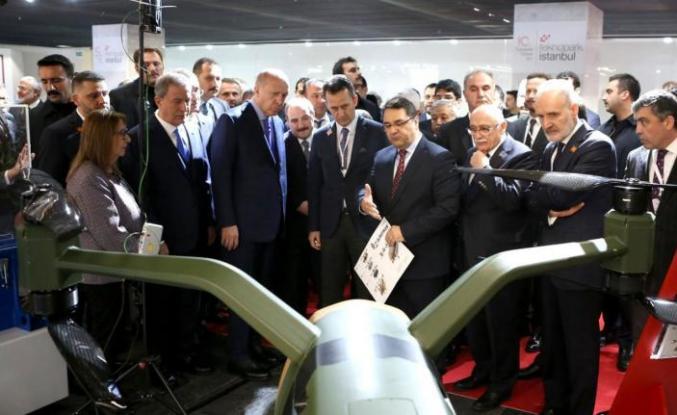 Altınay Teknoloji Grubu havacılık alanındaki yeni projelerini tanıttı