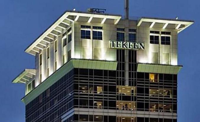 Tekfen Holding yönetiminde bayrak değişimi