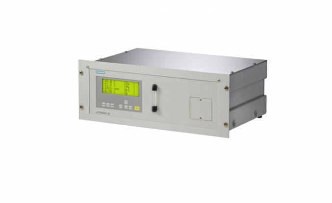 Ultramat 23 gaz analizörü ile elektrokimyasal oksijen ölçümü