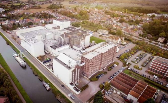 Pirinç nişastası tesisine 50 milyon avro yatırım
