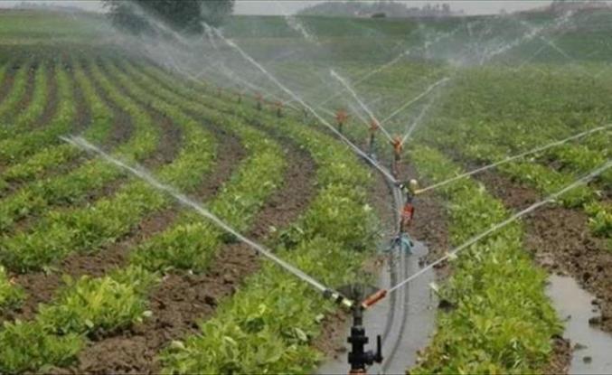 Dicle Elektrik'ten elektrik tasarrufu için tarımsal sulama çalışması