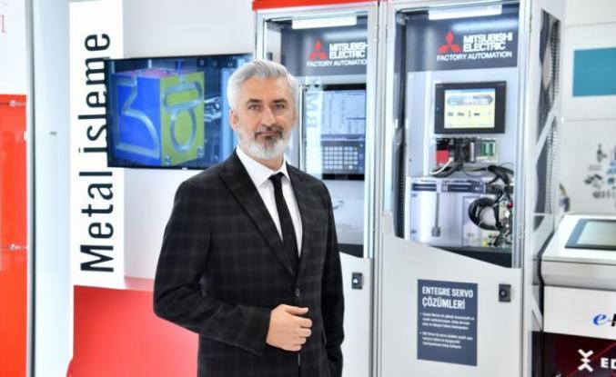 Mitsubishi Electric'ten fabrikaları yarınlara hazırlayan teknoloji