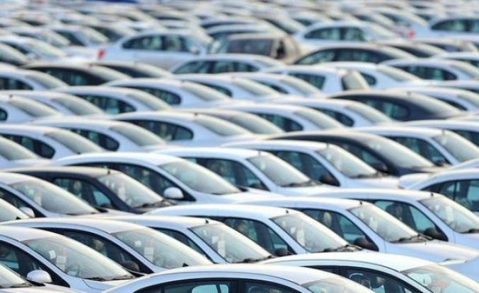 Otomotiv pazarı Ocak-Temmuz arasında yüzde 60,3 büyüdü