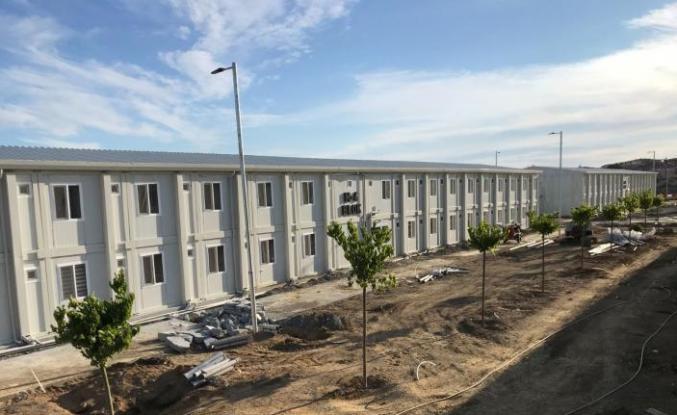 Sancaktepe'deki pandemi hastanesine çözüm sundu