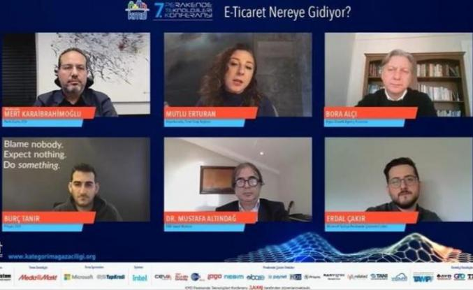 """E-TİCARET EKOSİSTEMİNE """"BİRLİKTE HAREKET ETME"""" ÇAĞRISI"""