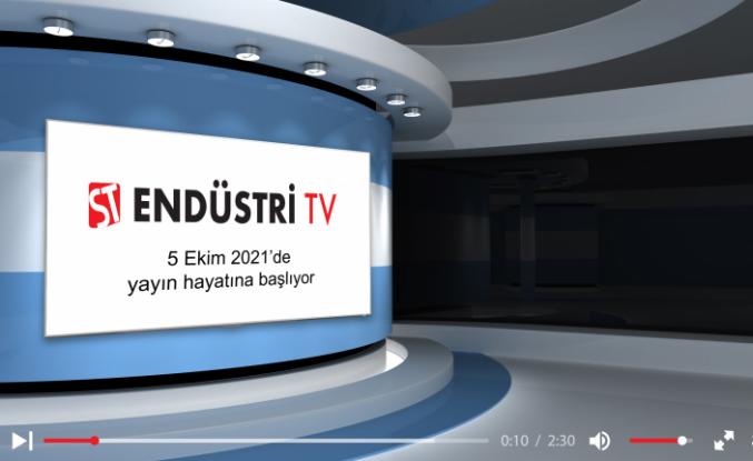 ENDÜSTRİ TV İZLEYİCİLERİYLE BULUŞMAK İÇİN GÜN SAYIYOR