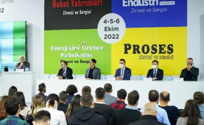 PROSES ZİRVESİ'NDE ENOSAD PANELİ BAŞLADI