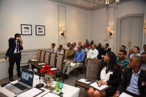 Mauritius'ta Seminer Düzenledi