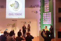 İstanbul Karbon Zirvesi'nden Ödül