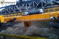 Çimento Sektörü Uzmanlığı ile Özel Vinç Üretimi