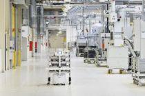 Škoda Auto, Omron mobil robotları kullanıyor