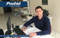 Pnohid Genel Müdürü Hakan Güler'in iş gündemi…