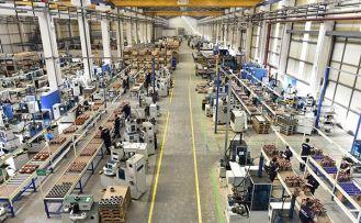 Sanayinin Önde Gelen Firmalarıyla Ankara'da Buluştu
