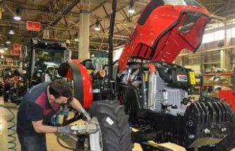 Hattat Traktör 3,5 yılda pazar payını 4 kat artırdı