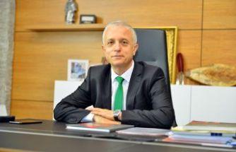 """İmaş Makine Genel Müdürü Mustafa Özdemir'in iş gündemi: """"İhracatta ilk bindeyiz..."""