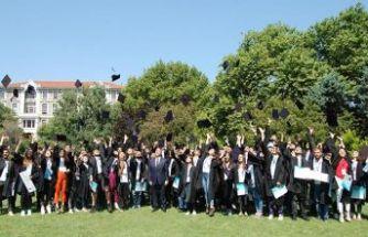Türkiye'nin Enerji Akademisi ikinci mezunlarını verdi