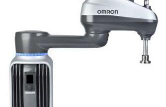Omron'dan yeni i4 SCARA robot ailesi