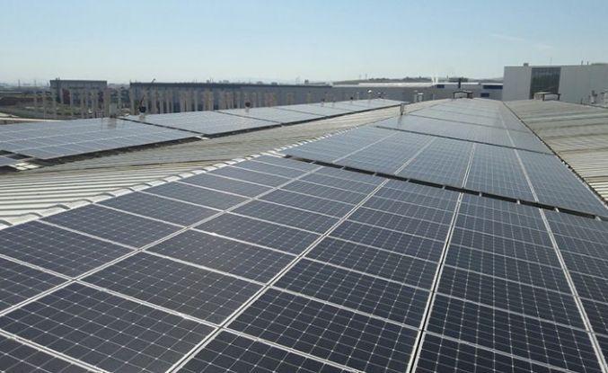 Yıllık Enerji Tüketimimizin Yarısını GES'den Sağlıyoruz