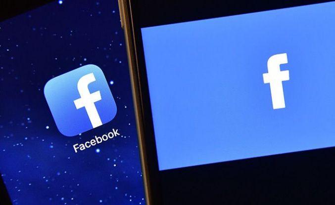 Facebook'a çıkış - giriş yapın!