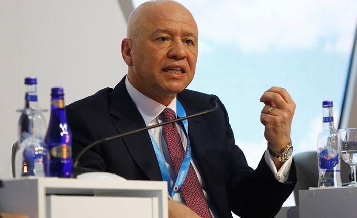 Koç Holding CEO'su Levent Çakıroğlu; Dijitalleşmeyi Rekabetçi Gücümüzü Daha Da Kuvvetlendirecek Bir Araç Olarak Görüyoruz