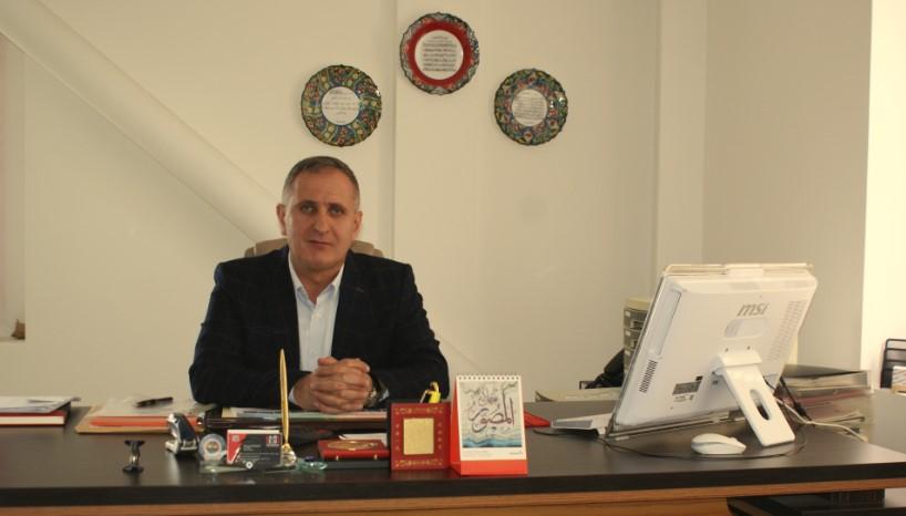 Ares Trafo Genel Müdürü Mehmet Sancaklı