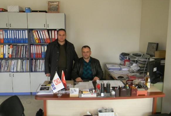 Veli Hakan Somer ve İbrahim Somer