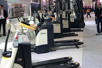 Forklift ve Depo Ekipmanlarına Yoğun İlgi