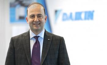 Daikin Türkiye CEO'su Hasan Önder'in iş gündemi...