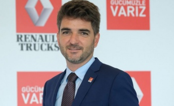 Renault Trucks Türkiye Genel Müdürü Sebastien Delepine'in iş gündemi...