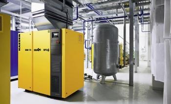 En verimli basınçlı hava üretimi