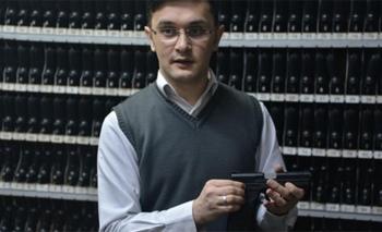 Girsan Silah Sanayi Fabrika Müdürü Yusuf Nesil'in iş gündemi...