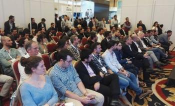 Endüstri 4.0 Zirvesi ve Sergisi'nde ilk günün son paneline dakikalar kaldı