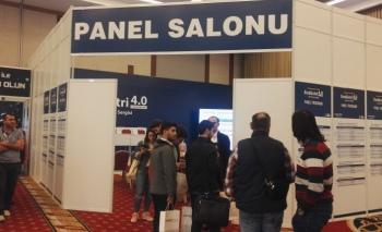 Endüstri 4.0 Zirvesi ve Sergisi'nin ilk paneli başlıyor