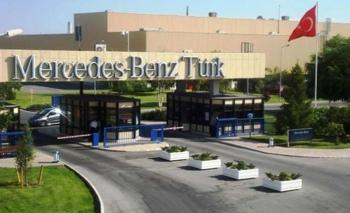Mercedes-Benz Türk mühendislik ihraç edecek