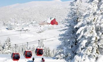 TESK: Türkiye'yi kış turizmi kurtarır