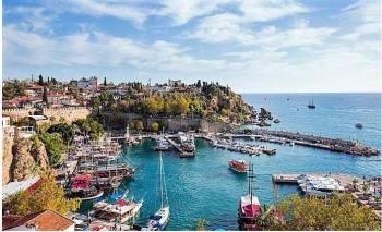 Antalya turizmi yüzde 30 arttı