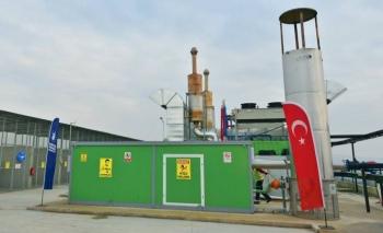 Bursa çöpten elektrik üretmeye başladı