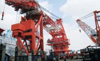 Çin Açık Denizi'nde motor kontrol