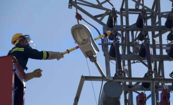 Elektrik dağıtım şirketi kışa hazırlandı
