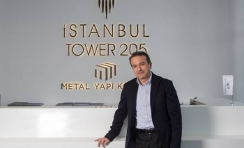 İstanbul Tower 205'in dış cephesinde Selçuklu mimarisinin etkisi var